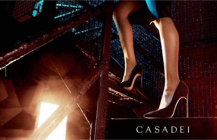 Casadei представил новую рекламную кампанию