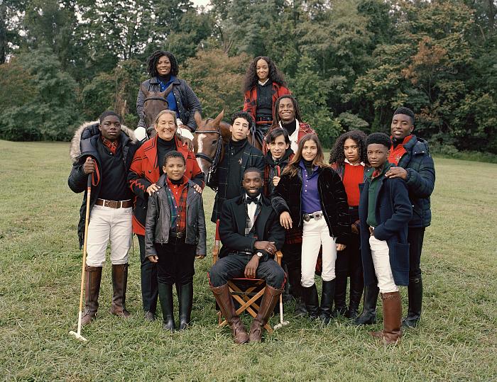 Ralph Lauren посвятил праздничный кампейн семейным ценностям