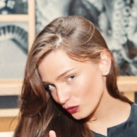 Рисунок профиля (Ekaterina Pushkina)