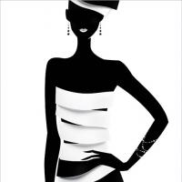 Рисунок профиля (Екатерина Шугурова)
