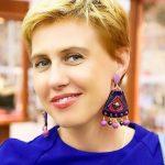 Рисунок профиля (Елена Мясникова)