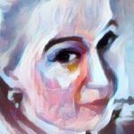 Рисунок профиля (Екатерина Антре)