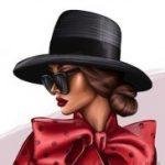 Рисунок профиля (Анна Зайцева)