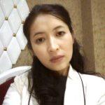 Рисунок профиля (Айзада Кулубаева)
