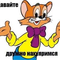 Рисунок профиля (Наумов Руслан Владимирович)