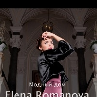 Рисунок профиля (Елена Романова)