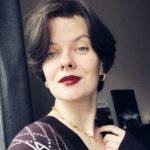 Рисунок профиля (Даша Фридман)