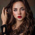Рисунок профиля (Дарья Пашкова)