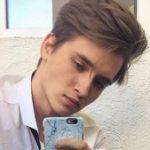 Рисунок профиля (Максим Егоров)